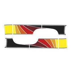 Kit-Faixa-Decorativa-Mercedes-benz-608-Vermelha