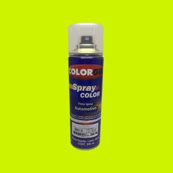 Tinta-Spray-Automotiva-Colorgin-Amarelo-Fluorescente-300mL