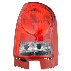 Lanterna-Traseira-Gol-IV-Carcaca-vermelha-LE