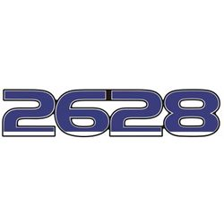 Emblema-Frontal---2628---Ford-Cargo
