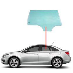 Vidro-Porta-Traseira-Cruze-Sedan-Lado-Esquerdo