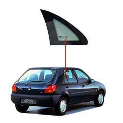 Vidro-Porta-Fixo-Traseira-Fiesta-4-Portas-96-02-Lado-Direito