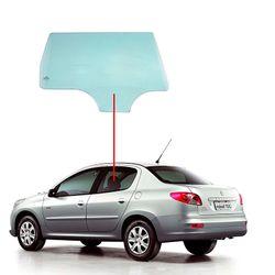 Vidro-De-Porta-Traseira-Peugeot-207-Sedan-Lado-Esquerdo