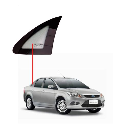 Vidro-Lateral-Focus-Sedan-08-13-Lado-Direito