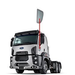 Vidro-Lateral-Inferior-Ford-Cargo-11--Lado-Esquerdo