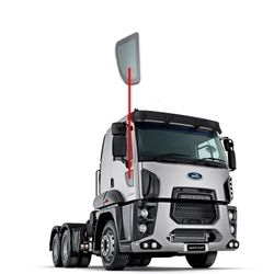 Vidro-Lateral-Inferior-Ford-Cargo-11--Lado-Direito