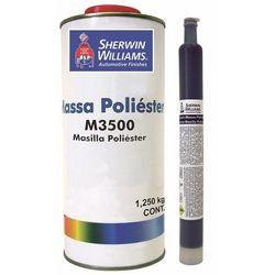 Massa-Poliester-M3500-Cartucho-125KG-Lazzuril