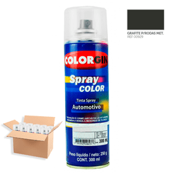 Tinta-Spray-Automotiva-Colorgin-Grafite-Met.-p--Rodas-300mL-12Un