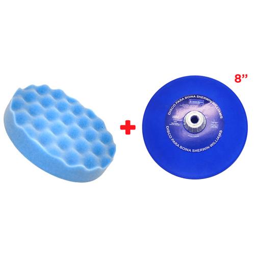 Kit-Disco-p--Boina-Lazzuril---Boina-Espuma-Azul-8--3M