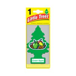 Cheirinho-Aromatizante-Para-Carro-Little-Trees-Green-Apple-Original