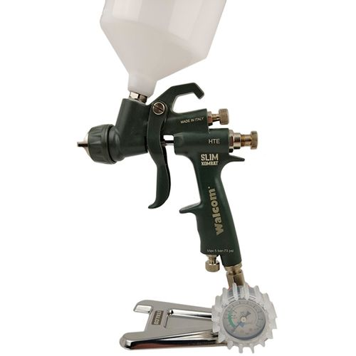 Pistola-de-pintura-Walcom-Slim-Kombat-HTE-Bico-1.5-mm-Kevlar---Maleta---HTE-803015