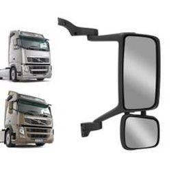 Espelho-Retrovisor-Volvo-FH-13-2010--Lado-Direito-C-desem-Eletrico