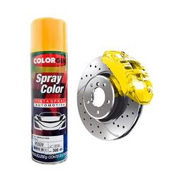 Spray-Amarelo-Pinca-de-Freio-300ML-ColorGin