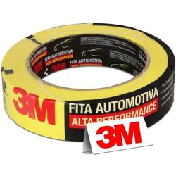 Fita-Crepe-Automotiva-De-Alta-Performance-Amarela-18mm-X-40m-3M